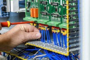 Sega Angerville- electricite industrielle atelier cablage